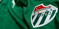 ALİ AY - Bursaspor'un Kulübesinde Servet 'Yatıyor'