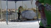 BULGARISTAN - Büyükçekmece'yi Ünlü Heykeltıraşlar Süsleyecek
