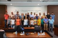 BASIN MENSUPLARI - ÇAF Bulgar Gazetecilere Tanıtıldı