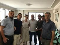 ANTALYA - CHP İlçe Başkanından 'Değişim Ve Umut' İçin İmza