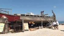 ÇANAKKALE BOĞAZı - Çivisiz Fenike Teknesiyle Boğaz Macerası