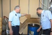 KAÇAK - Dilovsası'nda 5.5 Ton Kaçak On Numara Yağ Ele Geçirildi