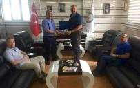 FERIT KARABULUT - DSİ Bölge Müdürü Murat Gül Altıntaş'ta