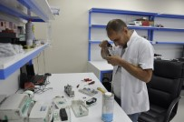 REKTÖR - DÜ'de Yeniden Dizayn Edilen Biyomedikal Biriminin Açılışı Yapıldı