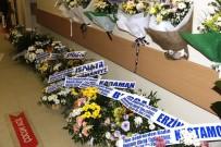 ACIL SERVIS - Dünyanın Her Yerinden Şanlıurfa'ya Çiçek Yağdı