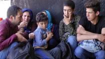Erzincan'da 55 Yabancı Uyruklu Yakalandı