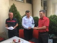 BALIK AVI - ESBALDER Ayhan Oskaylar'ı Tebrik Etti