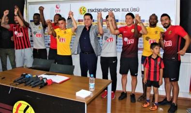 Eskişehirspor'dan imza şov