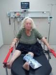 76 yaşındaki kadına cinsel taciz