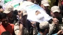 İSRAIL - Gazze'de Şehit Cenazesi