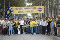 TİCARET ODASI - Gediz'de Dünya Fenerbahçeliler Günü Coşkusu