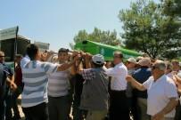 TERMİK SANTRAL - Göçük Altında Ölen Santral İşçisi Defnedildi
