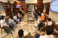 ARAŞTIRMA MERKEZİ - Gönül Elçileri  Karabük Üniversitesi'nde