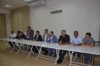 AK PARTİ İL BAŞKANI - Günyüzü'nde Ak Parti Danışma Meclisi Toplantısı Yapıldı
