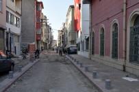 KALDIRIMLAR - Hacı Ali Bey Mahallesi Çağdaş Bir Görünüme Kavuşuyor