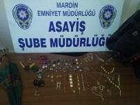 KABALA - Hırsızlık Şüphelisi 3 Kişiye Tutuklama