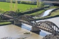 Horasan'da Kemerli Köprü Tescillendi