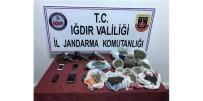UYUŞTURUCU TİCARETİ - Iğdır'da Uyuşturucu Operasyonu Açıklaması 2 Tutuklama
