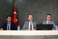 İl Koordinasyon Kurulu Toplantısı Vali Pehlivan Başkanlığında Gerçekleştirildi