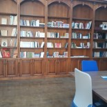 KITAPLıK - İlk Sanat Ve Edebiyat Kütüphanesi Kongre Binası'nda Hizmete Açıldı