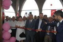 MECLIS BAŞKANı - Isparta Belediyesi'nin İşleteceği Gül Köşkü Törenle Hizmete Açıldı