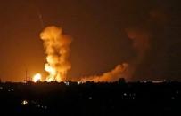 İSRAIL - İsrail Gazze Şeridine Hava Saldırısı Düzenlemeye Başladı