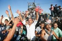 BAKANLIK - İsrail'in Gazze Sınırına Düzenlediği Saldırıda 3 Filistinli Öldü
