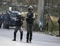 ŞEHIT - İsrail saldırısında 2 Filistinli şehit oldu