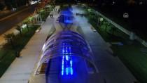 ANADOLU YAKASI - İstanbul'da 'Sis Parkı' Açıldı