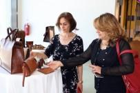 CÜZDAN - Kadınlar Hünerlerini Deriye  İşliyor