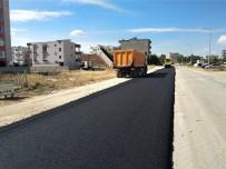ABDURRAHMAN TOPRAK - Kahta Belediyesi Asfalt Çalışmalarını Sürdürüyor