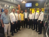 KAYNAR - Kahta'ya Akedaş Faturamatik Merkezi Açıldı