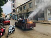 KALKıM - Kalkım Belediyesi Sivri Sineklere Savaş Açtı