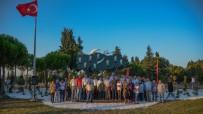 YUSUF GÖKHAN YOLCU - Karacabey'de 'Şehitlik Anıtı' Dualarla Açıldı
