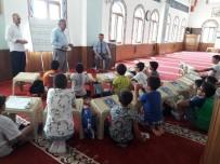 ALI SıRMALı - Kaymakam Sırmalı'dan Yaz Dönemi Kur'an Kurslarına Ziyaret