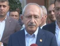 DOKUNULMAZLIK - Kılıçdaroğlu'ndan Enis Berberoğlu açıklaması