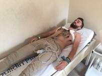 TURAN YıLMAZ - Kömürspor'da Futbolcular Sağlık Kontrolünden Geçti