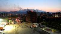 TATBIKAT - Konya İtfaiyesi'nden Gece Tatbikatı