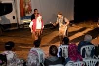 TURNE - 'Köy Seyirlik' Oyunu Gülnar'da Sahnelendi