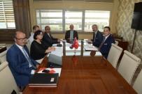 REKTÖR - KPSS Uşak İl Sınav Koordinasyon Kurul Toplantısı Gerçekleşti