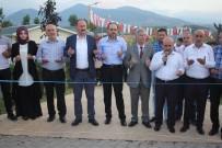 BELEDİYE BAŞKANI - Mevlana Parkı Dualarla Açıldı