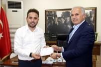 YURT DıŞı - Milletvekili İshak Gazel, Diyanet Vakfı'na 2 Hisse Kurban Bağışında Bulundu
