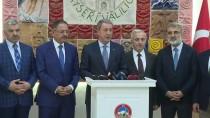 MUSTAFA ELİTAŞ - Milli Savunma Bakanı Akar Açıklaması 'En Son Terörist Etkisiz Hale Getirilene Kadar Mücadelemiz Devam Edecek'