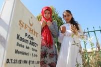KARA HAREKATI - (Özel) Şehidin Yırtık Çoraplarıyla Türkiye'yi Ağlatan Kızları Kandil'e Türk Bayrağı Dikilmesini İstedi