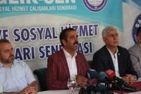 BÜROKRATİK OLİGARŞİ - Sağlık-Sen Genel Başkanı Memiş Açıklaması 'Yeni Sistemle Sağlıkta Yıpranma Payı Mecliste'