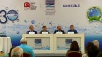 OLIMPIYAT OYUNLARı - Samsung Boğaziçi Kıtalararası Yüzme Yarışı'na Doğru