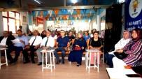 DİVAN BAŞKANLIĞI - Sarıgöl AK Parti Danışma Toplantısı Gerçekleştirildi
