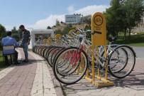 PAŞABAHÇE - Sivas'ta Ücretsiz Bisiklet Uygulaması