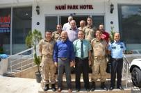 SELAMI KAPANKAYA - Tayini Çıkan Tabur Komutanı İçin Veda Programı