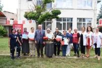 ÇOCUK BAKIMI - Tekirdağ'da Bebek-Çocuk İlkyardım Eğitimleri Devam Ediyor